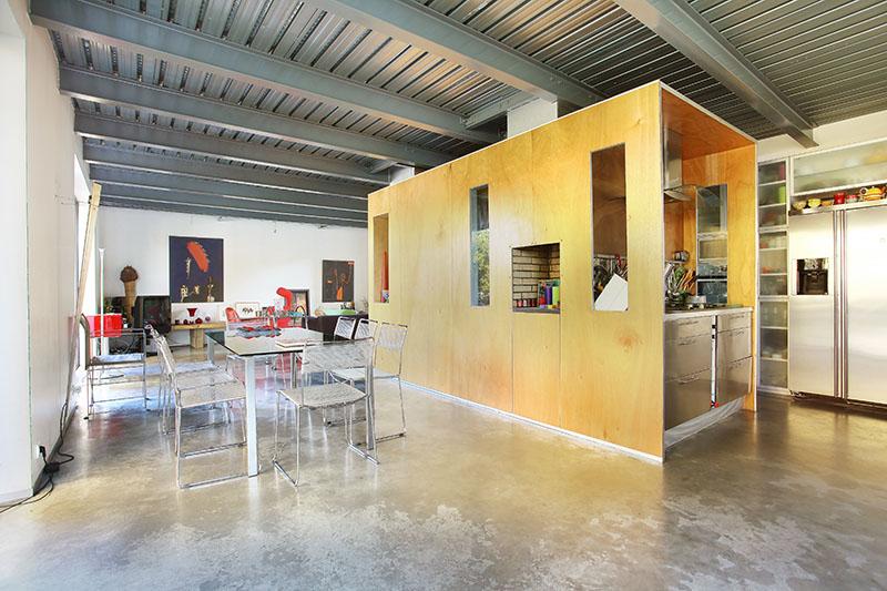 maison d 39 architecte issy les moulineaux. Black Bedroom Furniture Sets. Home Design Ideas
